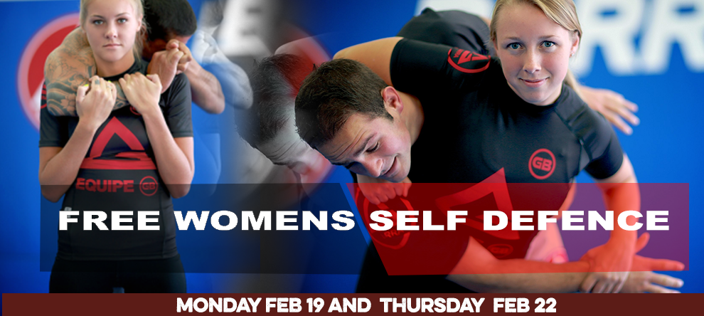 Free Women's Self Defence Seminar