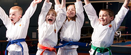 children martial arts in escondido, CA