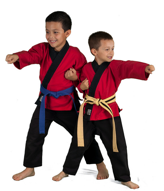 children's self defense classes in henderson
