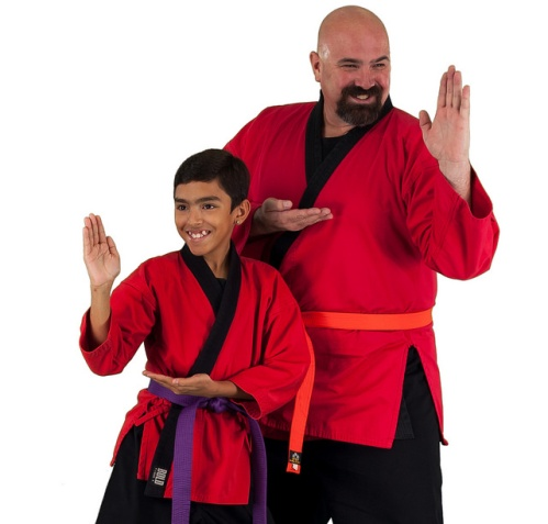 family karate classes in henderson