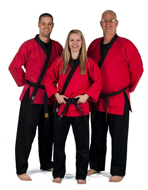 self defense class in henderson