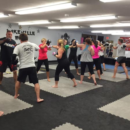 Martial Arts Program at Lakeville MMA, Lakeville, MA