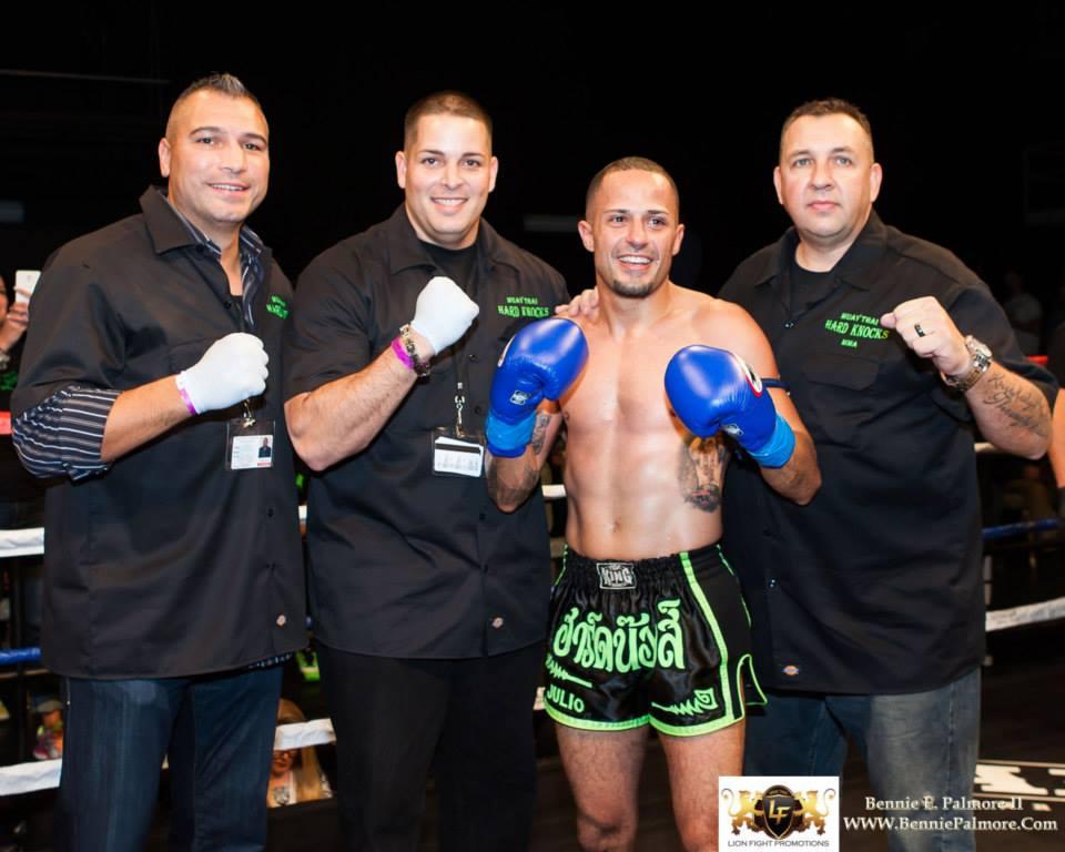 Welcome To Hard Knocks Muay Thai & MMA
