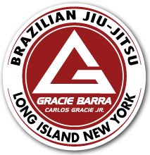 Gracie Barra New Hyde Park Logo