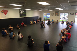 martial art program at CEV Athletics, Deer Park