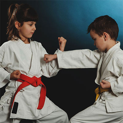 Children Martial Arts Program at Soaring Crane Studio, Burlington, CT
