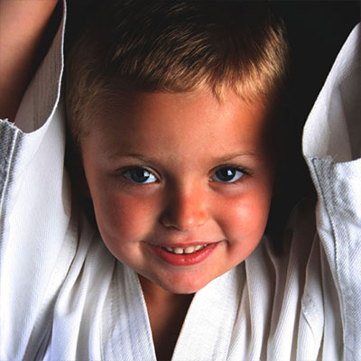 Kids Karate Program at Soaring Crane Studio, Burlington, CT