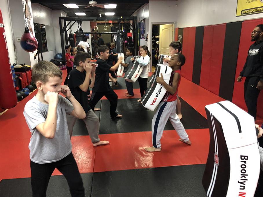 Kids Fitness in Brooklyn | Brooklyn Mixed Martial Arts