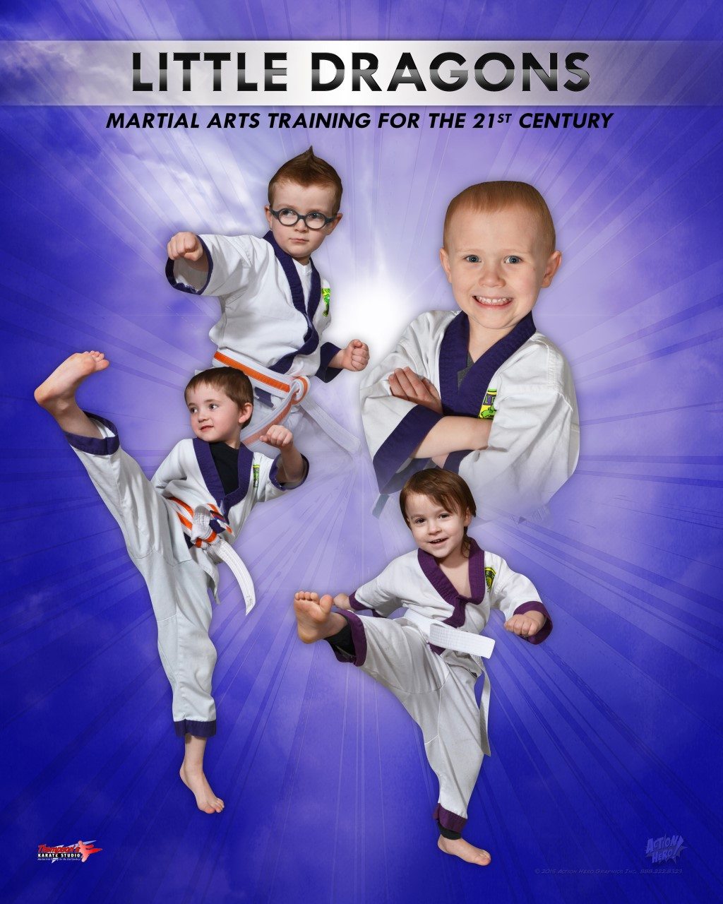 Children's Martial Arts Program in Greencastle, PA