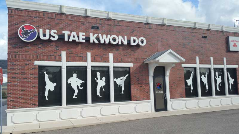 US Tae Kwon Do's Building