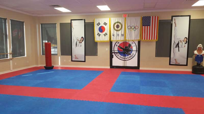 US Tae Kwon Do's Inside