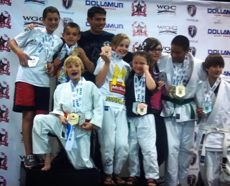 Kids & Teens Martial Arts in Loveland | Infinite Jiu-Jitsu Academy