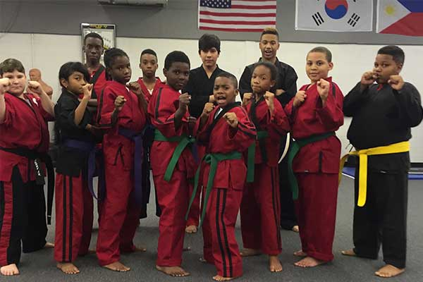 LK Wells Martial Arts & Fitness's Black Belt Club