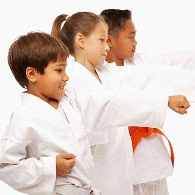 Martial Arts Program at LK Wells Martial Arts & Fitness, Tulsa, OK