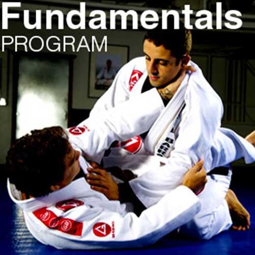 Gracie Barra Fundamentals Program