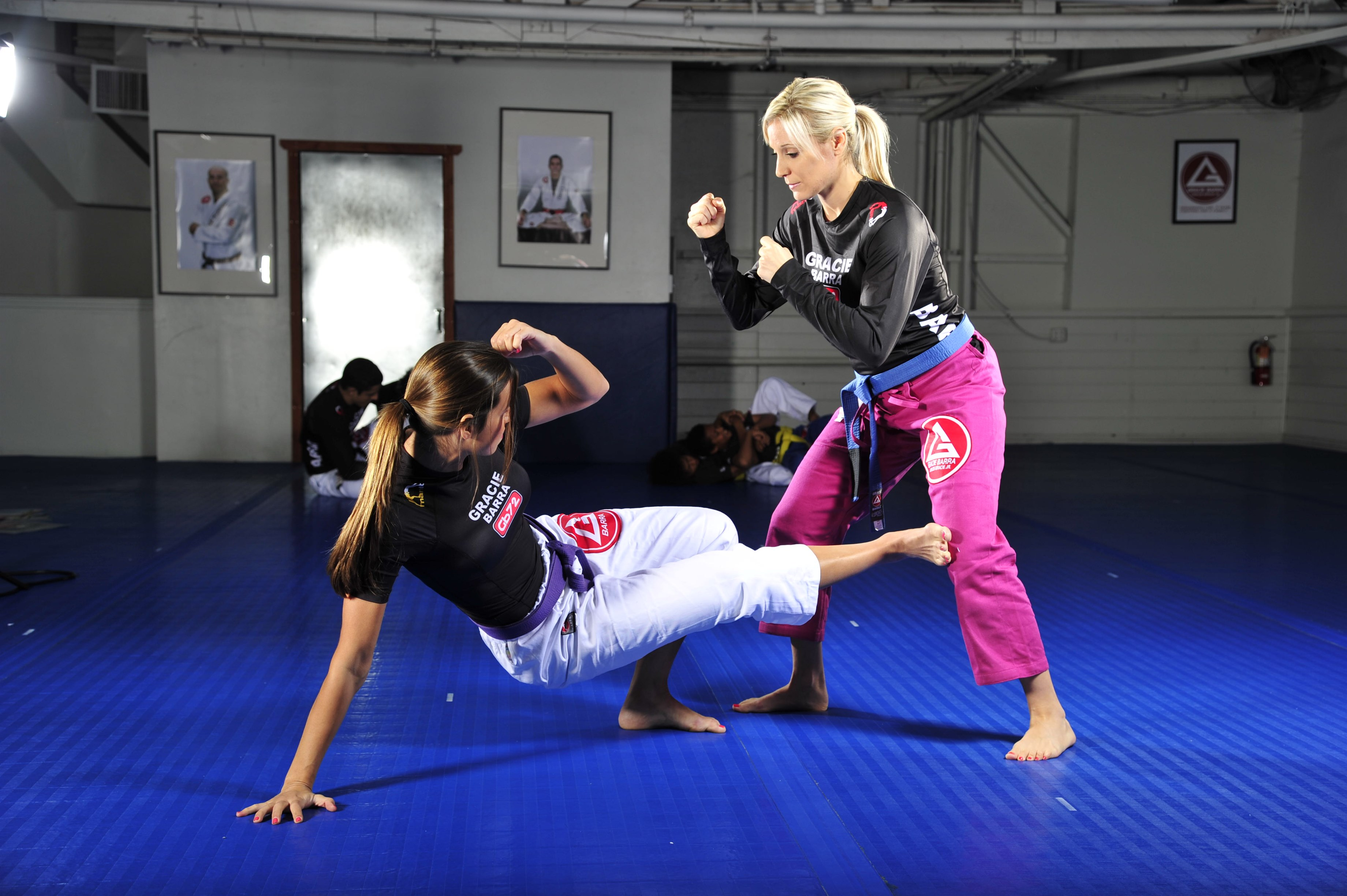 women's self defense program