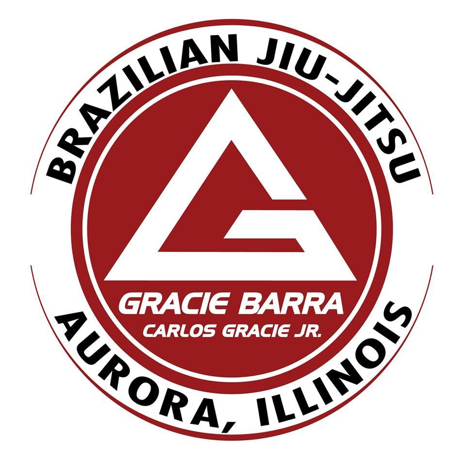 Gracie Barra Aurora Logo