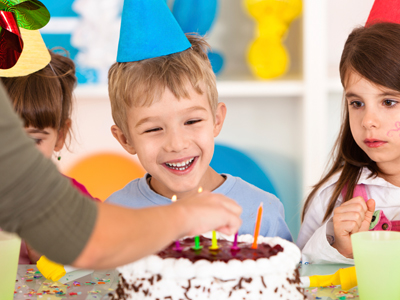 martial art birthday parties