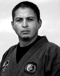Sal Banuelos, Owner of NAK Martial Arts Academy