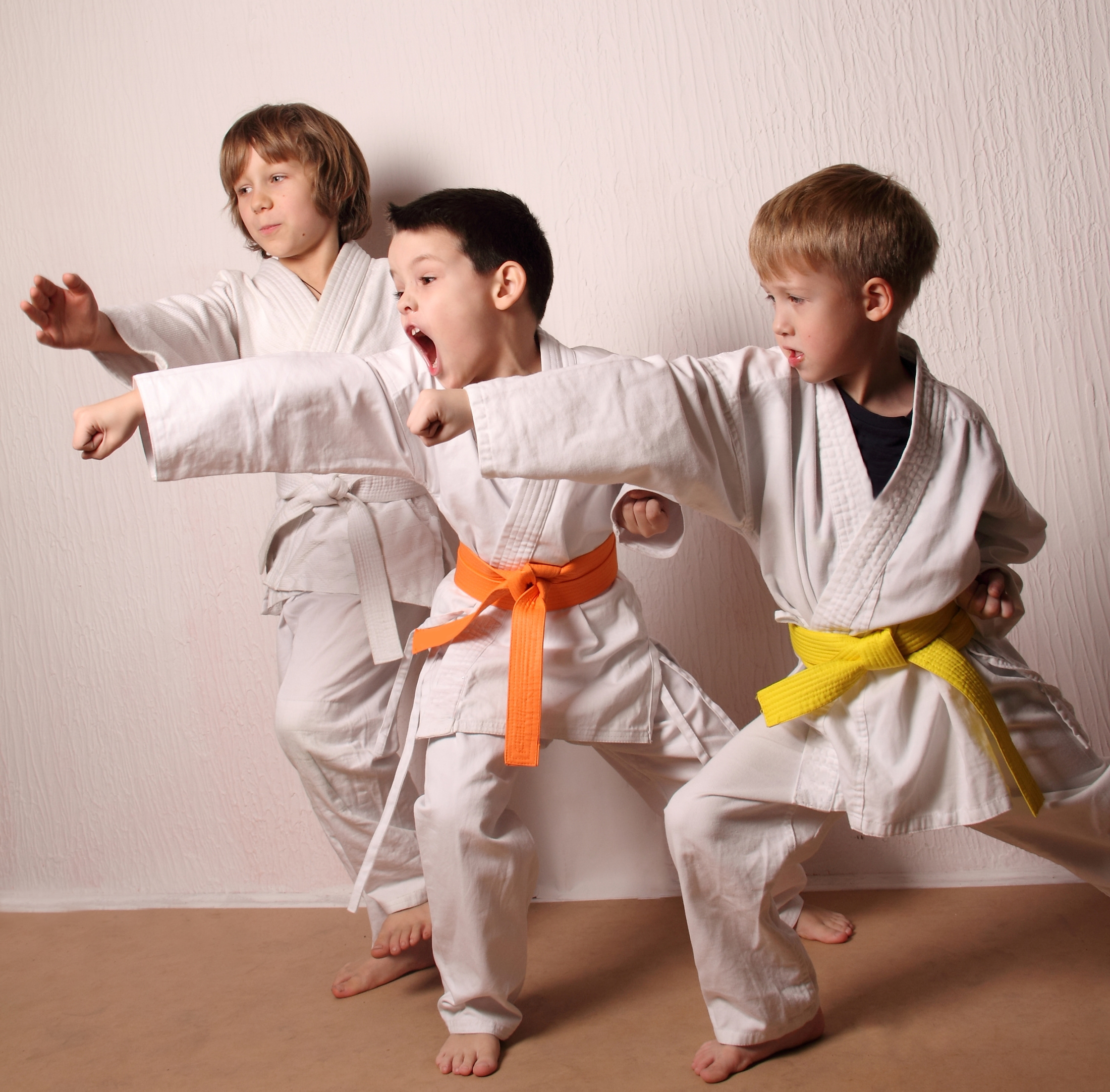Kids Karate Program at Emerald Dragon Karate, Slatington