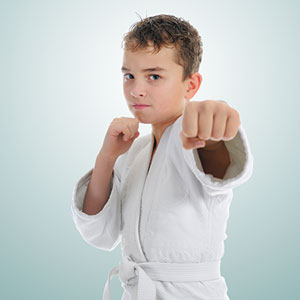 Teens Karate Program at Emerald Dragon Karate, Slatington