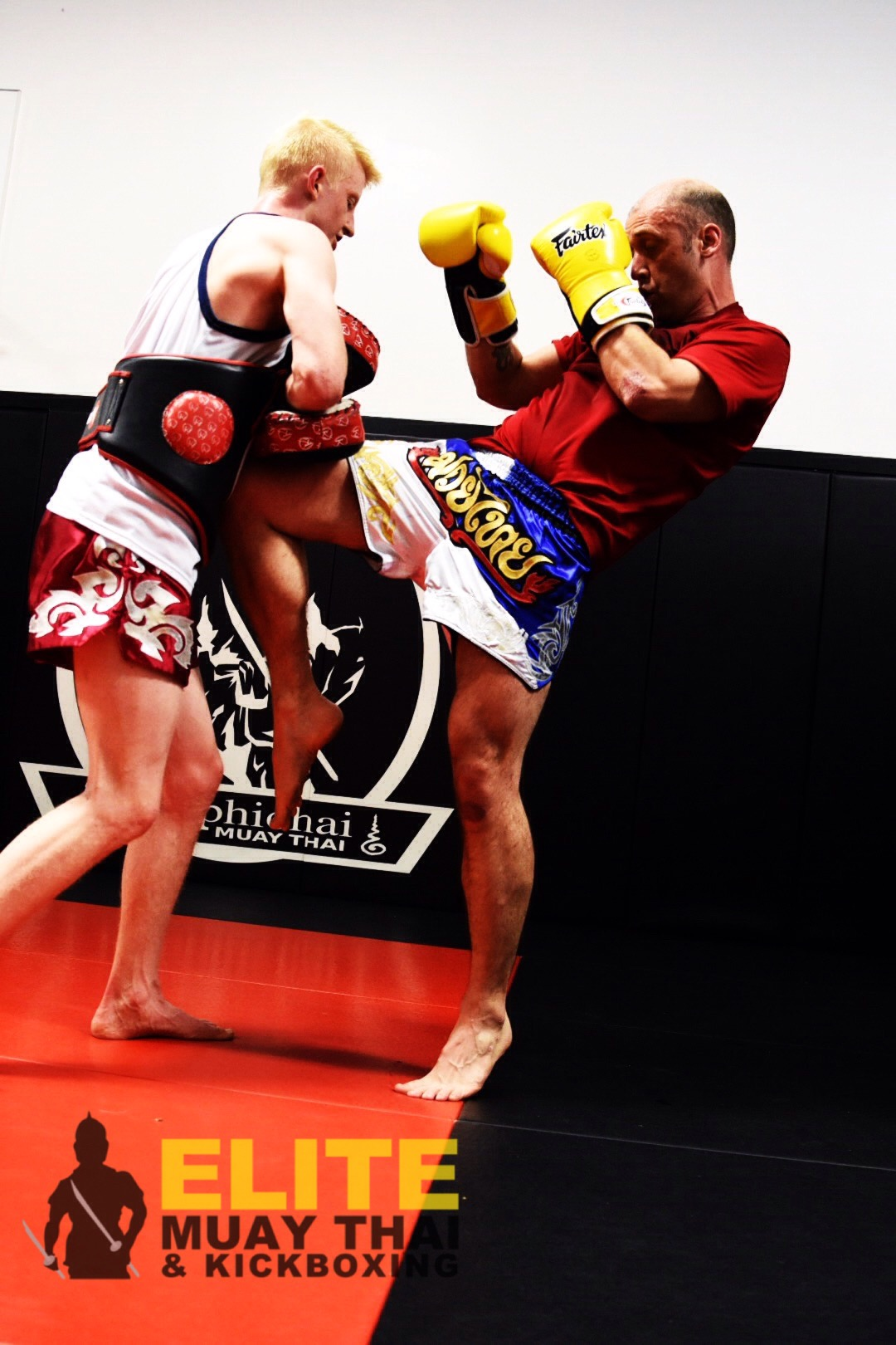 muay thai fighters in calgary