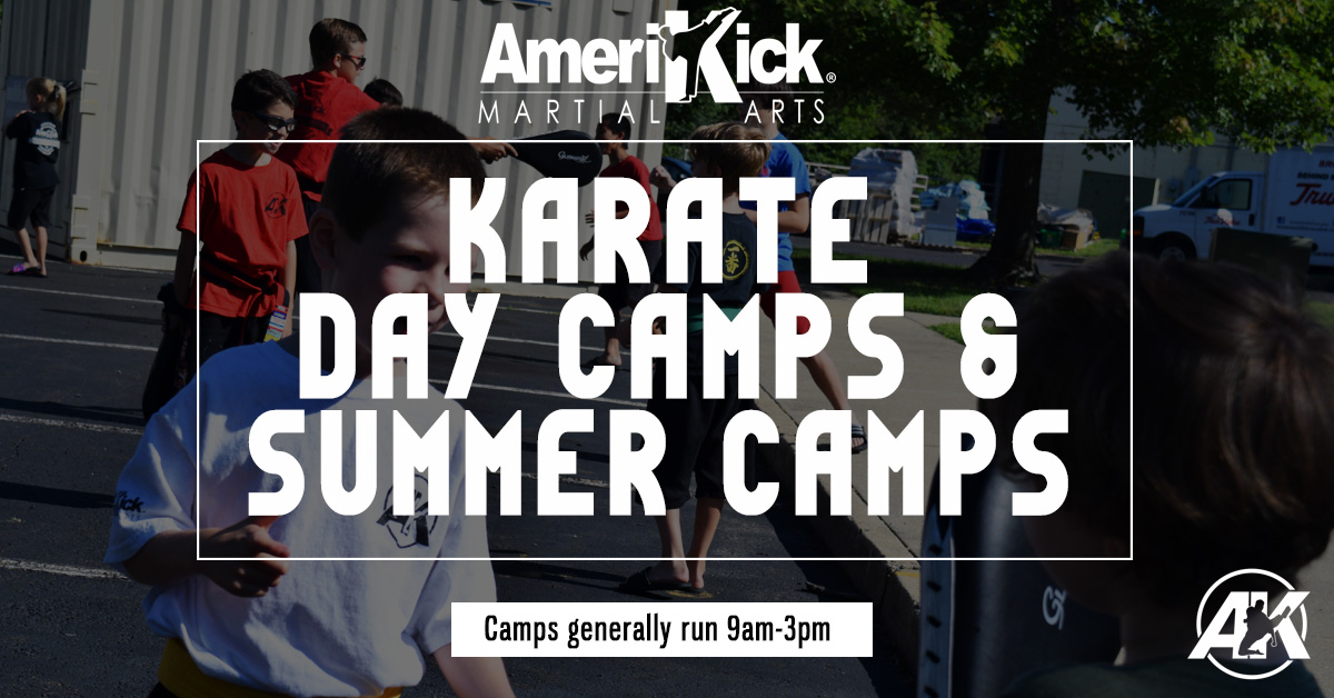karate day and summer camps in marlton, nj