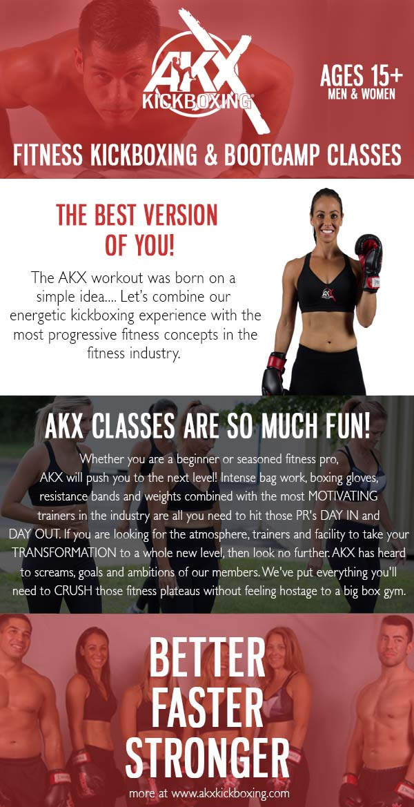 fitness kickboxing and bootcamp classes in marlton