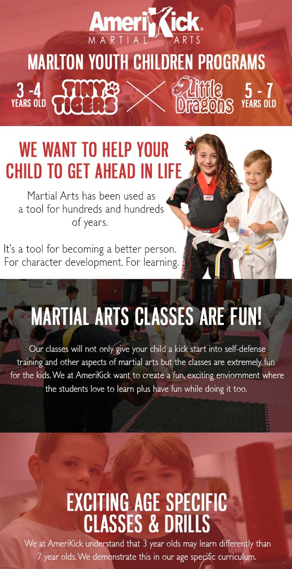 youth karate classes in marlton
