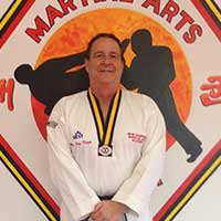 Master Flagg, New Hampshire Martial Arts Academy, Exeter, NH